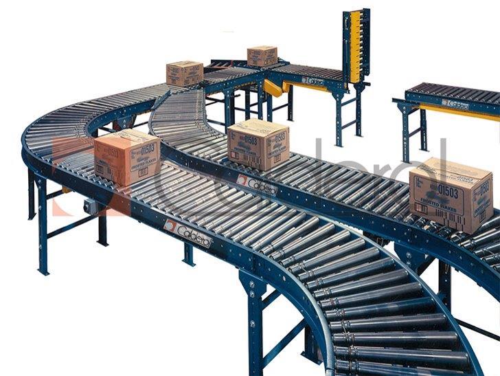 Sistemas de transporte industrial